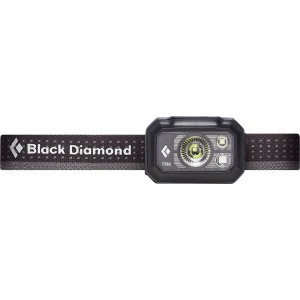 Black Diamond Storm 375 Stirnlampe Grau