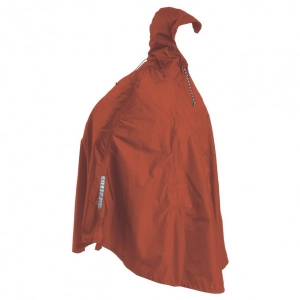 Exped - Daypack Poncho Gr One Size rot;oliv/grün