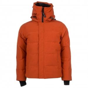 Canada Goose - Macmillan Parka - Winterjacke Gr L;M;XL rot;rot/rosa;schwarz