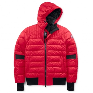 Canada Goose - Cabri Hoody - Daunenjacke Gr L;M;S;XL rot/rosa;schwarz