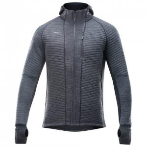 Devold - Tinden Spacer Jacket - Wolljacke Gr L;M;S;XL;XXL schwarz/grau