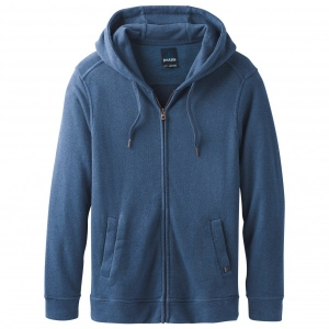 Prana - Outlyer Full Zip Hood Fleece - Fleecejacke Gr L;M;S;XL grau