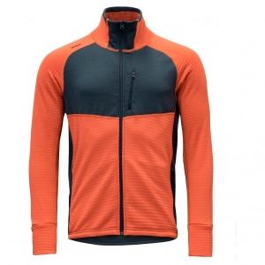 Devold - Egga Jacket - Wolljacke Gr L;M;S;XL;XXL rot/schwarz;schwarz;blau/grau