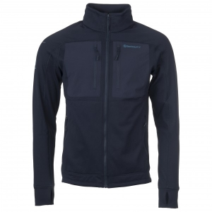 Backcountry - Pressure Drop Fleece Jacket - Fleecejacke Gr L;M;S;XL;XXL schwarz/grau;schwarz