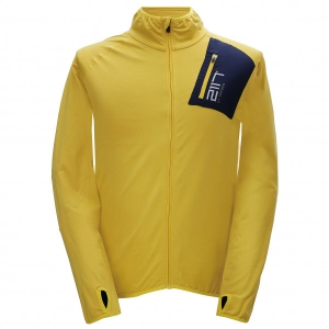 2117 of Sweden - Rosvik Eco Powerfleece Jacket - Fleecejacke Gr 3XL;L;M;S;XL;XXL grau;orange;schwarz;blau/schwarz;türkis/oliv