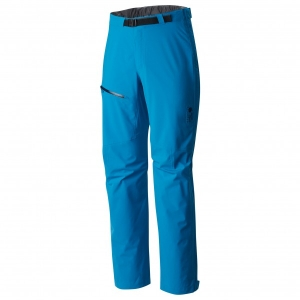 Mountain Hardwear - Stretch Ozonic Pant - Regenhose Gr L - Long;L - Regular;M - Long;M - Regular;S - Long;S - Regular;XL - Long;XL - Regular schwarz