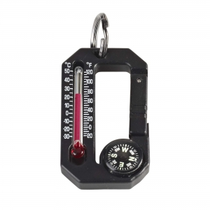 HIKEHITCH 2 COMPASS, THERMOMETER