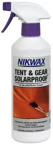 NIKWAX Tent & Gear Solarproof - Imprägnierspray