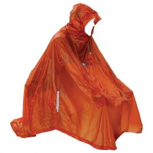 Exped - Daypack Poncho UL - Regenjacke Gr One Size rot
