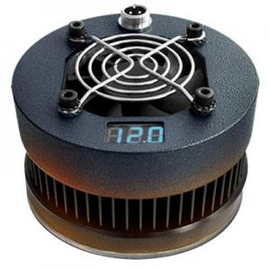 PowerSpot - Mini Thermix - Elektro-Generator grau