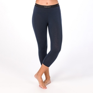 SUPER.NATURAL Base 3/4 Tight 175 - Skiunterwäsche Frauen