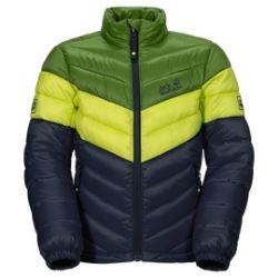JACK WOLFSKIN Icecamp Jacket  - Daunenjacken