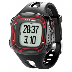 GARMIN Forerunner 10 GPS-Uhr black - GPS Armbandtrainer