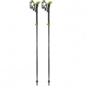 LEKI Micro Vario Titanium schwarz (grün) - Trekkingstöcke
