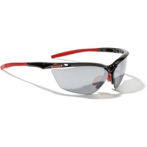 ALPINA Tri-Guard 50 Tin Black/CeramiC Mirror Orange + Black + CeramiC Clear Brille - Rad Brillen