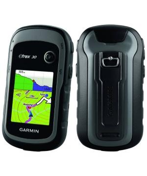 GARMIN ETrex 30 mit Freizeitkarte Deutschland - GPS-Gerät