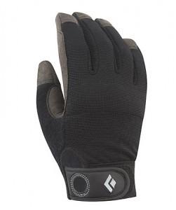 BLACK DIAMOND Crag Glove schwarz - Kletterhandschuhe - Handschuhe