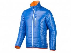 Piz Boval Light Jacke strong blue XL