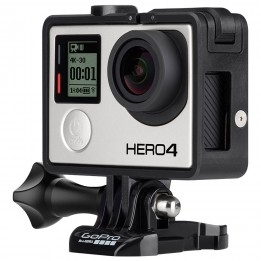 GOPRO Hero4 Black Adventure black - Kamera & Video