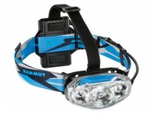 MAMMUT Stirnlampe X-Sun - Stirnlampen