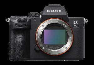 SONY Alpha 7 III – Kamera