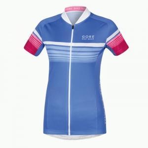 Damentrikot Element Speedy blau-pink