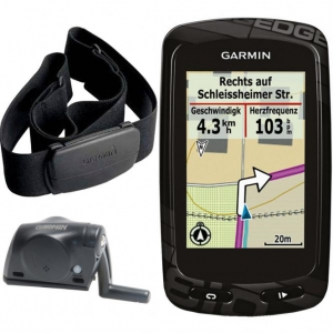 GARMIN Edge 810 Bundle Premium HF-Brustgurt + GSC10 - Navigation