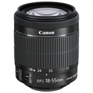 CANON Ef-s 4-5,6/18-55 Is Stm - Objektiv