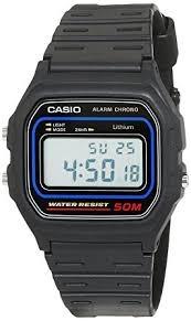 CASIO W-59-1VQES - Uhr