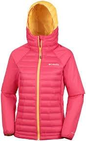 COLUMBIA Mountain Hike - Hybrid Jacke