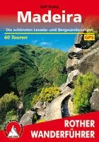 Bergverlag Rother Madeira - Wanderführer