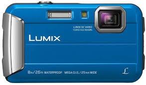 PANASONIC Lumix Dmc-ft30 - Kamera & Video
