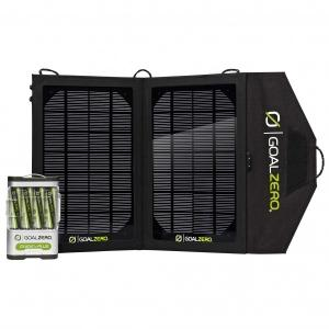 GOAL ZERO Guide 10 Plus Solar Recharging Kit - Solarpanel
