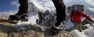 Steigeisen, Klettern, hochalpin, Kletterausrüstung, Ausrüstung, Outdoor, Ratgeber