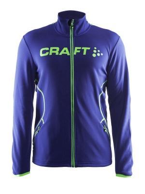 CRAFT Logo Full Zip Jacket - Bikejacke