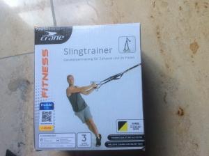CRANE Slingtrainer - Fitness-Geräte