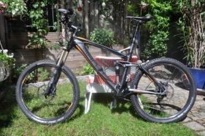 CUBE Amr 7500+ - Mountainbike