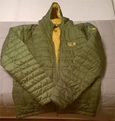MOUNTAIN HARDWEAR Men's Switch Flip Hooded Jacket - Daunenjacken