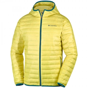 Flash Forward Hooded Down Jacket