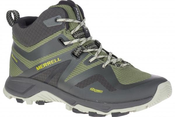 Merrell MQM Flex 2 Mid GTX Wanderschuhe Gr 41,5 grau