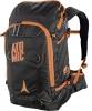 Backland Pack 30 Skirucksack (Farbe: schwarz/orange)