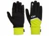 Speed Sensor Gloves - Handschuhe - XS - Black / Lemongrass