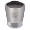 237ml Vacuum Insulated Tumbler Thermobecher mit Deckel - Brushed Stainless