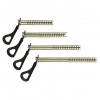 Black Diamond Turbo Ice Screw 16 cm - Sicherungen