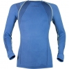 La Sportiva Troposphere 2.0 Long Sleeve M Langarm-Shirt - Dark Sea Blue - XL (52)
