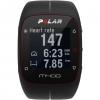 M400 HR GPS Sportuhr + Herzfrequenz-Sensor H7 - schwarz