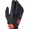 Fox Sidewinder Polar Glove MTB Vollfinger-Handschuh - black/red - S (8)