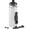 Fidlock Bottle Twist Set Trinkflasche + Halterung - transparent clear