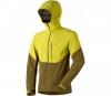 Dynafit - Chugach Windstopper Herren Softshelljacke (gelb/grün) - L