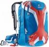 Deuter OnTop ABS 30 Skirucksack (Farbe: 3903 bay/papaya)